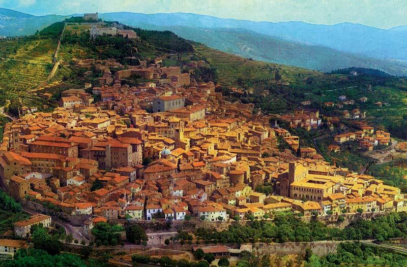 Cortona Italy Tuscany