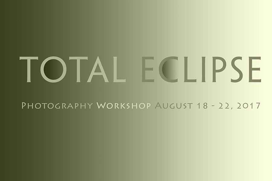 Total Eclipse Photography Workshop North Carolina Waterfalls